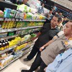 Polres Kediri Kota dan Disperindag Sidak Kelangkaan Masker