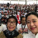 Puan Maharani Ucapkan Belasungkawa atas Wafatnya Ibunda Presiden Jokowi