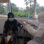 1.316 Warga Jatim Sudah Jalani Rapid Test Covid-19