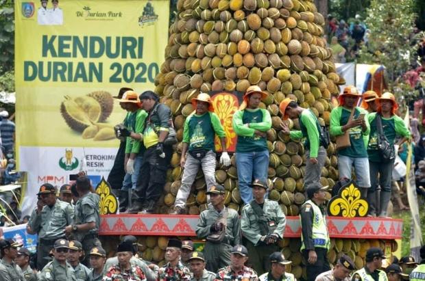 Menteri Desa Dorong Wonosalam Jadi Ikon Wisata Jombang