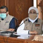 Khofifah Imbau Perantau Jatim Tak Kembali ke Jakarta Sementara Waktu