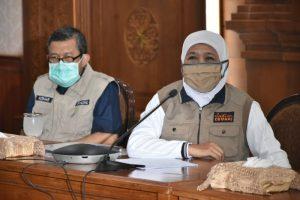 Khofifah Ingatkan Calon Kepala Daerah Peserta Pilkada Patuhi Protokol Kesehatan saat Kampanye