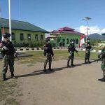 Cegah Covid-19, TNI Perketat Pengamanan Perbatasan Indonesia-Timor Leste