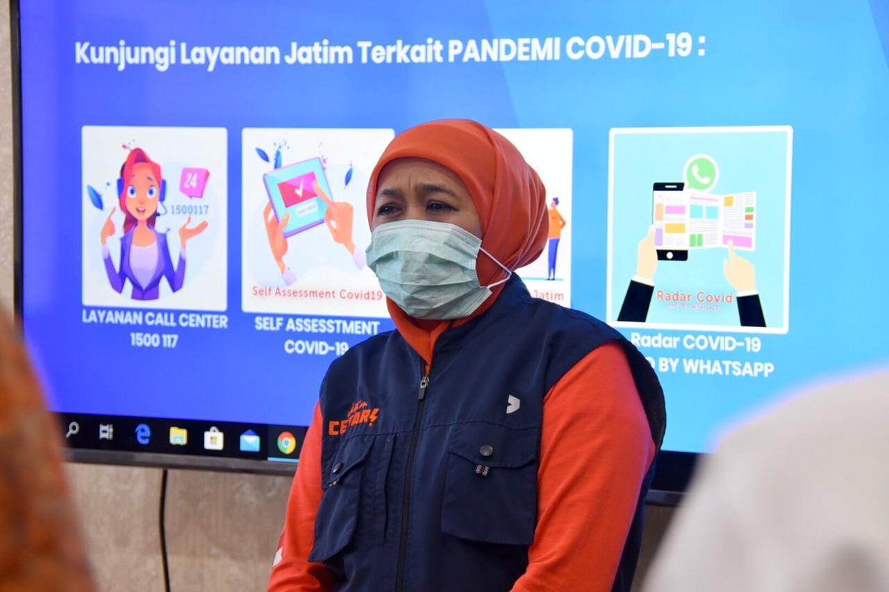 Pacitan Jadi Kabupaten dengan Jumlah Penyebaran dan Kematian Covid-19 Terendah di Jatim