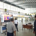Persiapan Terminal Purabaya Hadapi New Normal