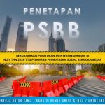 Pelanggar PSBB di Surabaya Raya akan Dikenai Sanksi Administratif