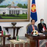 KTT ASEAN, Presiden Sampaikan Empat Pandangan Terkait Penanganan Covid-19
