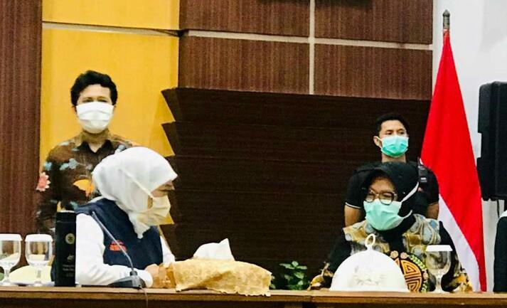 Surabaya, Sebagian Sidoarjo, dan Gresik Sepakat Ajukan PSBB