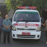 Demi Kemanusiaan, Rela Jadi Pengemudi Ambulans Jenazah Covid-19