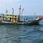KKP Tangkap 3 Kapal Asing Asal Malaysia