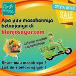 Puspa Agro Buka Layanan Belanja Online