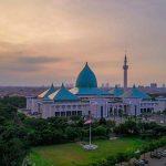 Surat Dicabut, Salat Ied di Masjid Al Akbar Surabaya Batal