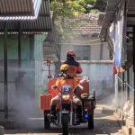 Seorang Pedagang Reaktif Covid-19, Pasar Banjar Kediri Tutup 3 Hari