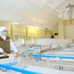 Sebanyak 371 Pasien di RSDL Indrapura Dinyatakan Sembuh