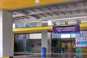 Idulfitri, Warga Manfaatkan Ruang Observasi