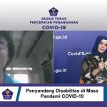 Penyandang Disabilitas, Kelompok Paling Terdampak Covid-19