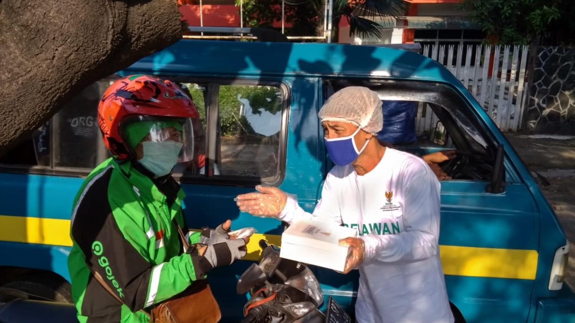 Baznas Berdayakan Komunitas Tunarungu dalam Cash For Work