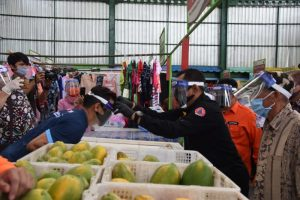 Pasar Oro Oro Dowo Jadi Percontohan Menuju Normal Baru
