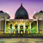 Masjid Al Akbar Surabaya akan Batasi Waktu Khotbah Salat Idulfitri