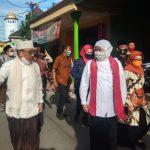 Khofifah Tinjau Kesiapan Pesantren Tangguh di Jombang