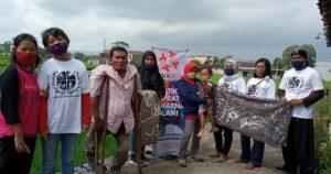Omah Difabel Lingkar Sosial Hadirkan Batik Ciprat Ramah Lingkungan
