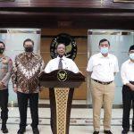 Pemerintah Tegaskan Komitmen Penegakan Hukum Tetap Dilaksanakan