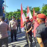 PDI Perjuangan Jatim Adukan Insiden Pembakaran Bendera Partai