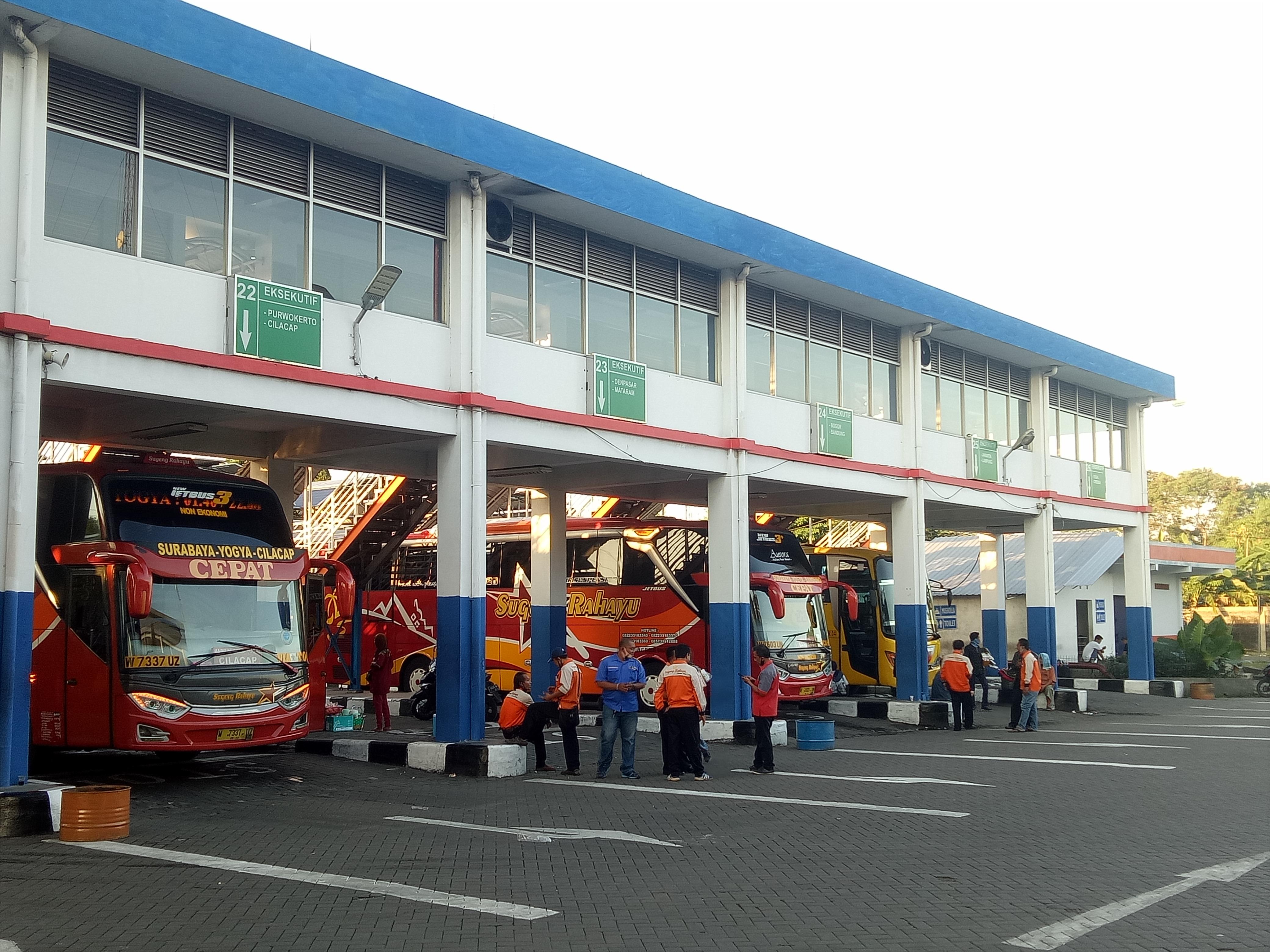 Penerapan Protokol Kesehatan di Purabaya