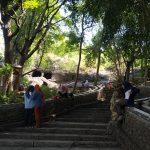 Meski Tutup, Goa Selomangleng Mulai Dikunjungi Wisatawan