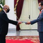 Presiden Terima Surat Kepercayaan 7 Duta Besar Negara Sahabat