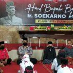 PDI Perjuangan Banyuwangi Peringati Haul Bung Karno ke-50