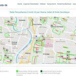 Pemkot Surabaya Buka Data Alamat Pasien Covid-19