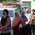 Ribuan Warga Kediri Jalani Rapid Test