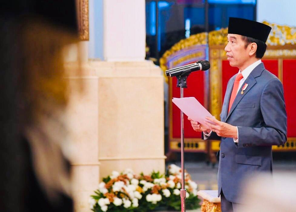 Tujuh Instruksi Presiden untuk Polri