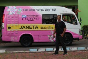 JANETA Mobile Unit Beri Akses Edukasi dan Kesehatan untuk Disabilitas Netra di Malang