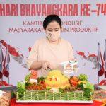 Hari Bhayangkara, Puan : Tetap Pegang Teguh Prinsip Transparansi dan Akuntabilitas