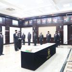 Lantik Deputi Bidang Poldagri, Menko Polhukam Ingatkan Pelaksanaan Pilkada Serentak