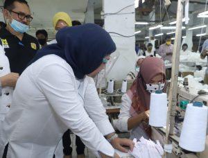 Menaker : Perlindungan kepada Pekerja Perempuan Harus Diutamakan