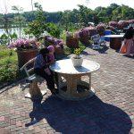 Spot Instagramable di Bozem Medokan Sawah Surabaya