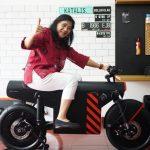 Motor Listrik Karya Anak Bangsa akan Tampil di Makau