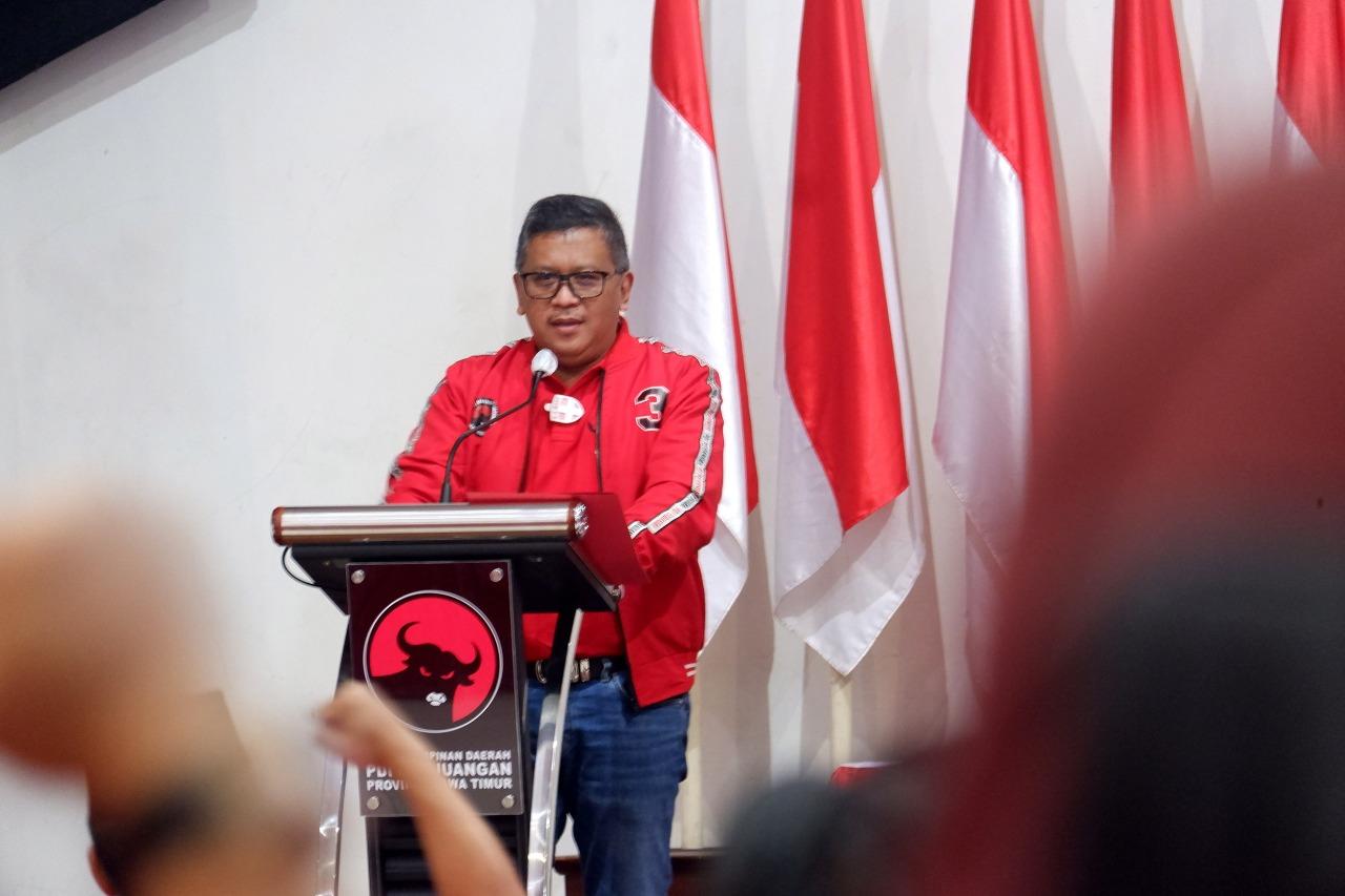 PDI Perjuangan Juara di Survei Charta Politika