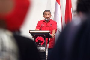 11 Kader PDI Perjuangan Dilantik, Kusnadi : Berjuanglah untuk Kepentingan Rakyat!