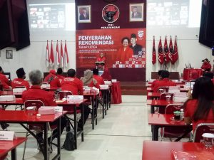 PDI Perjuangan akan Umumkan Cakada Surabaya pada Tahap Empat