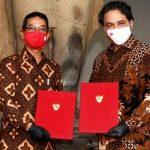 Sekretariat Presiden Serahkan Keris Pusaka ke Museum Nasional Indonesia