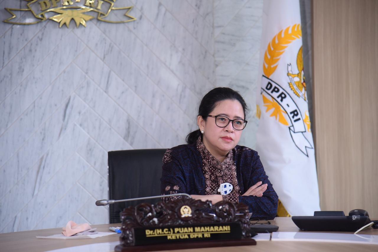 Puan Minta Pemerintah Tingkatkan Koordinasi dan Konsisten saat Penerapan PSBB