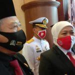 Gubernur dan DPRD Jatim Siap Jalankan Pesan Presiden