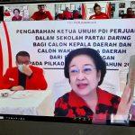 Megawati Tekankan Pentingnya Tanam 10 Pendamping Beras Pada Cakada