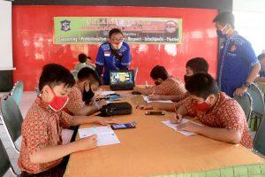 85 Persen Bantuan Kuota Internet Guru dan Siswa di Surabaya Sudah Tersalurkan