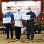 Sebanyak 560 Ribu Pekerja di Jatim Telah Terima Bantuan Subsidi Gaji