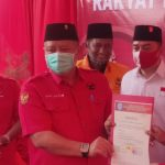 Risma dan Whisnu Antar Eri – Armuji Daftar ke KPU Surabaya